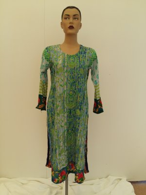Caftan multicolored