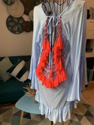 Ibiza Tunika Strandkleid