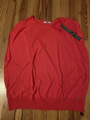 Iceberg Knitted Top magenta-raspberry-red