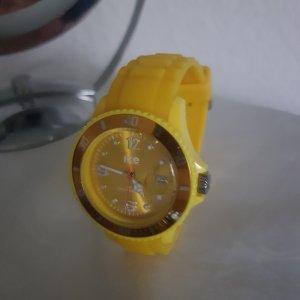 Ice watch Zegarek cyfrowy żółty