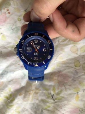 Ice watch Montre automatique bleu foncé-bleu