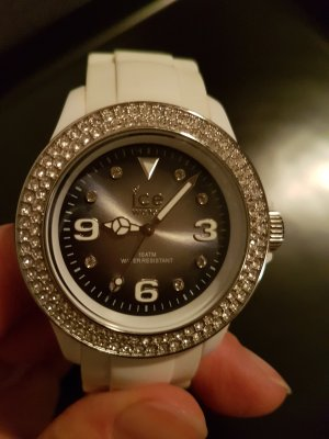Ice watch Orologio analogico bianco-blu