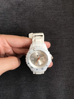 Ice watch Analog Watch white-silver-colored