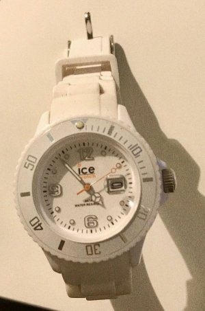 Ice watch Reloj analógico blanco