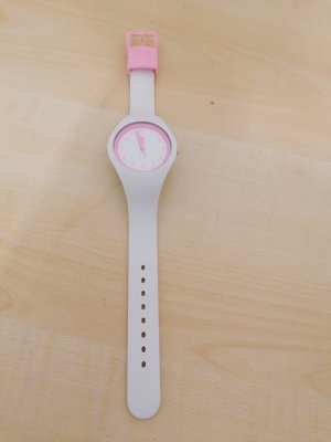 Ice watch Self-Winding Watch white-pink