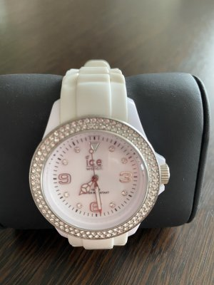 Ice watch Orologio analogico bianco-argento