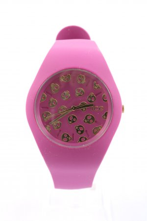 Ice watch Analoguhr pink-goldfarben Casual-Look