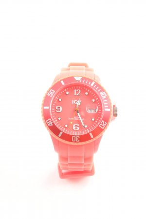 Ice watch Analoguhr rot Casual-Look