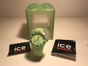 Ice watch Reloj analógico verde neón