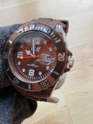 ICE Watch Armbanduhr in Braun