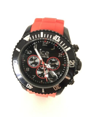 Ice watch Analog Watch bright red-black