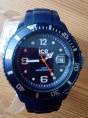 Ice watch Reloj analógico azul oscuro