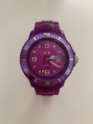 Ice watch Montre analogue violet