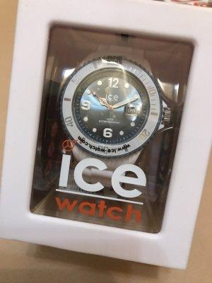 Ice watch grau weiß neu