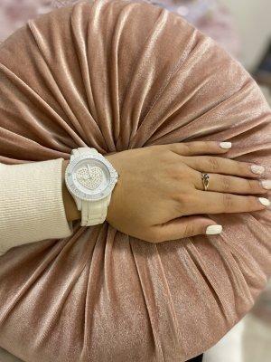 Ice watch Montre analogue blanc