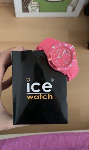 Ice watch Reloj analógico rosa neón-rosa