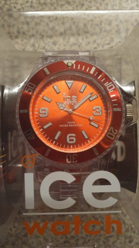 Ice Watch pure red big