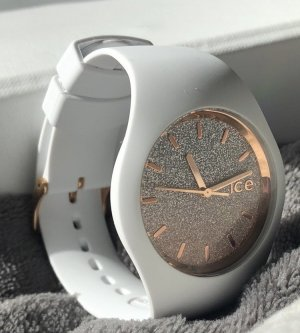 Ice watch Orologio analogico color oro rosa-bianco