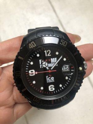 Ice watch Schwarz Silikonband