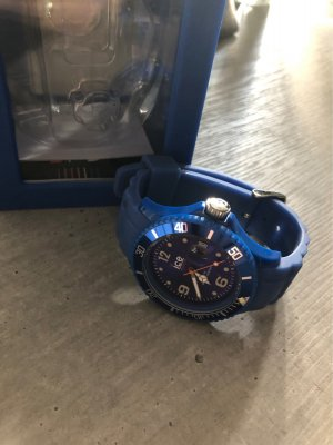 Ice watch Self-Winding Watch blue