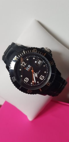 Ice watch Reloj analógico negro