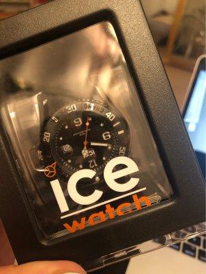 Ice watch Analoog horloge zwart