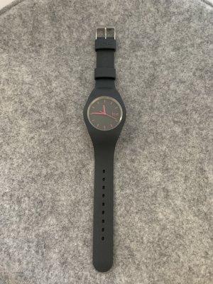 Ice watch Zegarek automatyczny szary-różowy