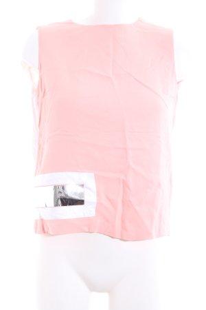 Iceberg Blusentop pink Business-Look