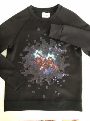 Iceberg Iron Man Pullover Gr. S, schwarz, neuwertig