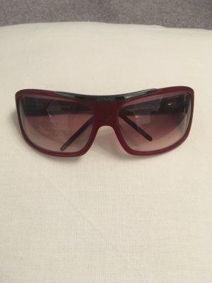 Iceberg Sunglasses dark red-silver-colored