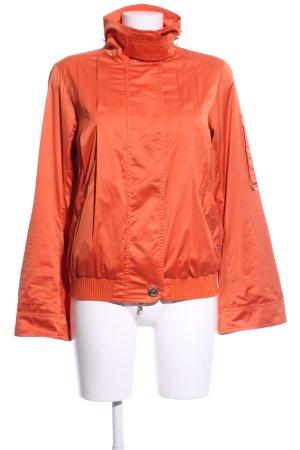Iceberg Giacca mezza stagione arancione chiaro stile casual