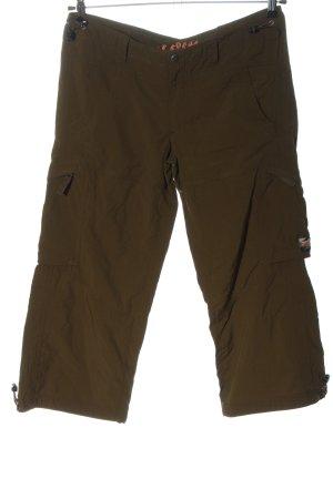 Icepeak Cargo Pants brown casual look
