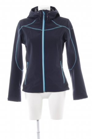 Icepeak Outdoorjacke blau sportlicher Stil
