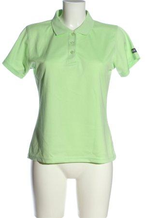 Icepeak Polo verde stile casual