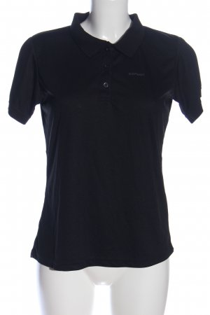 Icepeak Polo Top black casual look