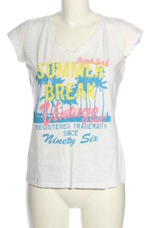 Icepeak Print-Shirt Motivdruck Casual-Look