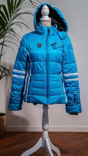 Icepeak Outdoor Jacket neon blue-black