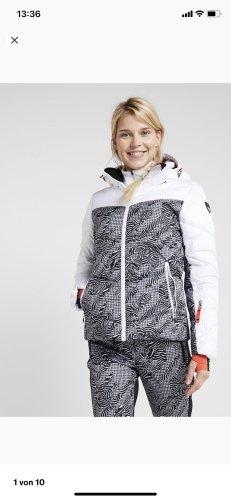 Icepeak Giacca invernale bianco-nero
