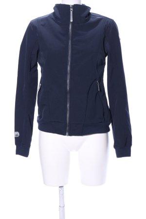 Icepeak Softshell Jacket blue casual look