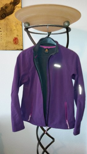 ICEPEAK Softshelljacke violett GR.40 *wie neu*