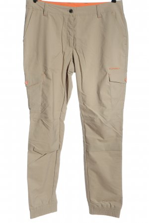 Icepeak Pantalone cargo bianco sporco stile casual