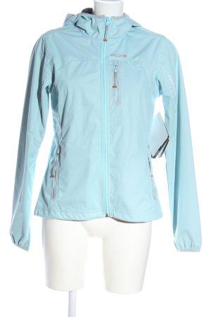 Icepeak Sports Jacket turquoise themed print casual look