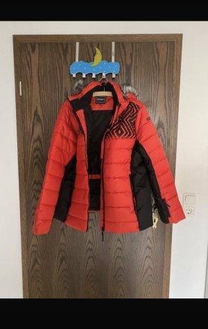 Icepeak Giacca invernale rosso-nero