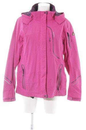 Icepeak Windstopper pink-lila sportlicher Stil
