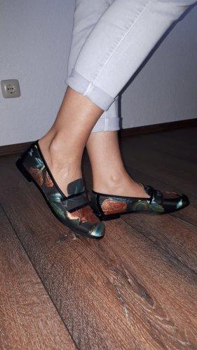 Zara Slingback ballerina's veelkleurig