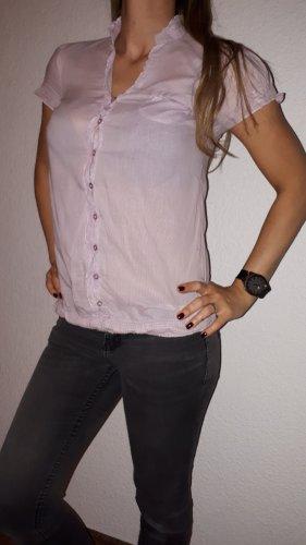 Ich verkaufe ein sehr schönes Blusenshirt in Größe S von Clockhouse!