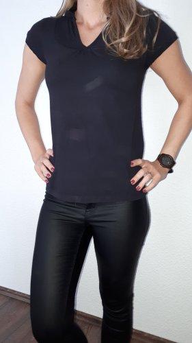 X-Mail Hooded Shirt black