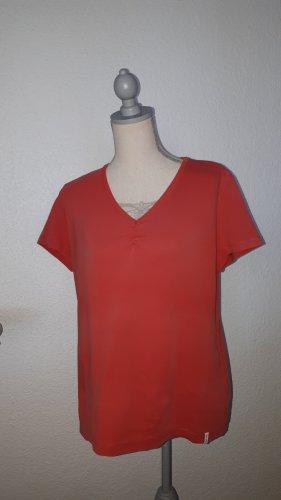 Gin Tonic T-shirt rosso chiaro