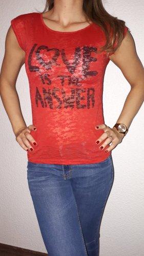 Ich verkaufe ein sehr schönes T-Shirt in Größe XS von Loft!