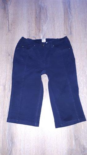 Giada Jeans a 7/8 blu scuro